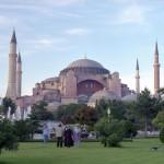 St. Sophia Istanbul Turkey tours